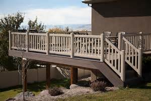 enduris professionals pvc railing styles enduris