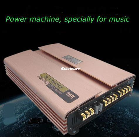 Power Lifier 4 Channel Merk Merino high power 12v 4 channel car power lifier audio subwoofer speaker lifiers diy modified