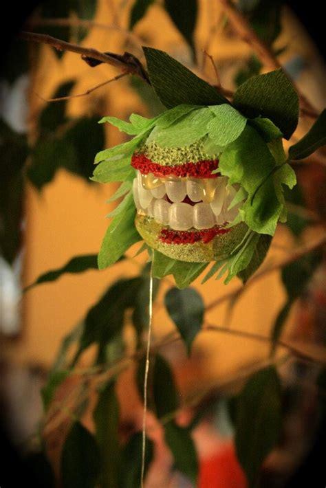 imagenes de ojos con flores halloween plantas asesinas paperblog