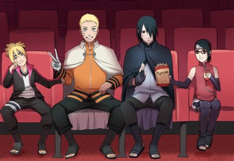 penayangan film boruto cinemaxx akan buka naruto boruto the movie di indonesia