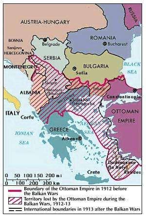 Ottoman Balkans Balkans Formation Of Nation States Britannica