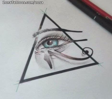 imagenes ojos egipcios dise 241 o de ojo de horus ojos egipcios