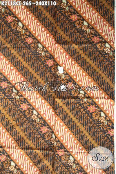 Kain Batik Kombinasi Motif Parang Bunga batik kain istimewa buatan motif parang bunga halus dan berkelas batik jawa klasik bahan