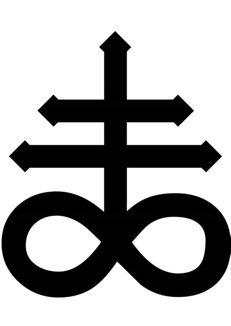 sulfur leviathan cross by cazantyl on deviantart