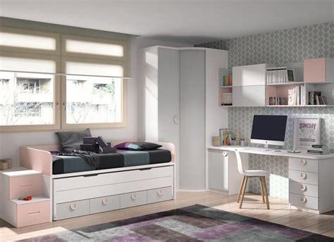 armarios para dormitorios juveniles dormitorio juvenil con un gran armario dos puertas curvo