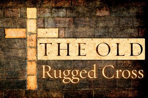 i will cling to the rugged cross pin by kathy papp wessel on bulletin board ideas