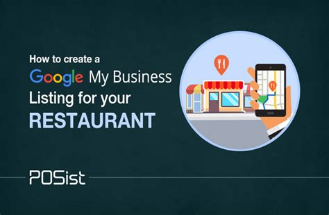 my business page how to add your restaurant business