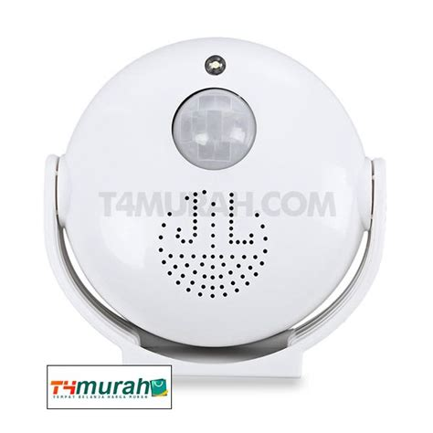 Bel Sensor Gerak Bel Pintu jual bel selamat datang bel pintu otomatis dilengkapi