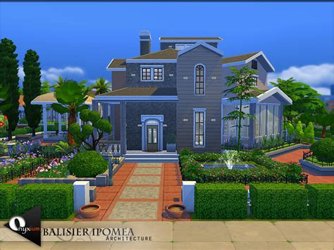 by erin l on hobbies sims house building inspiration pinterest the sims resource balisier ipomea house by onyxium sims