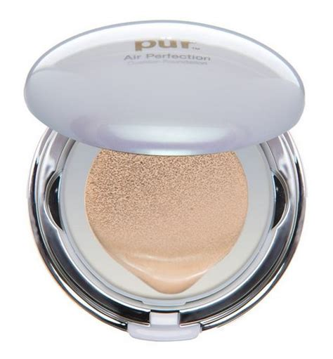 Air Cushion Foundation Dewy Finish cushion foundations next big thing news