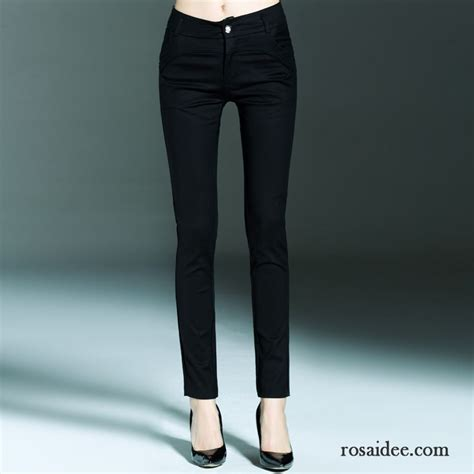 Shorts Schwarz Damen 2738 by Rosa Idee Hosen Damen Kaufen