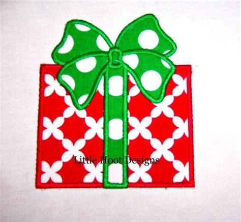 applique holiday little hoot designs