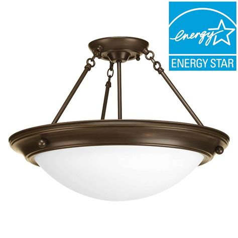 commercial electric 3 light rustic iron vanity light with antique ivory glass shade ess1313 commercial electric 2 light rustic iron semi flush mount light ess8212 the home depot