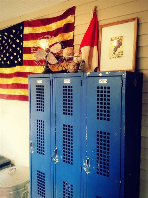 locker for room ways to use metal lockers in rooms storage kidspace interiors