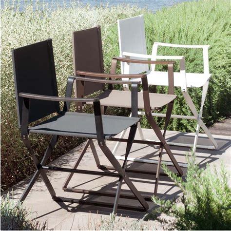 sedie manzano outlet ciak sedia regista emu in metallo e telo pieghevole