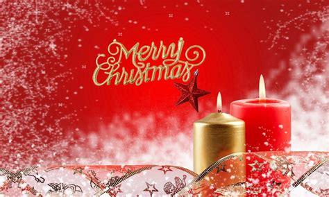 christmas candles merry christmas red wallpaper hd  wallpaperscom