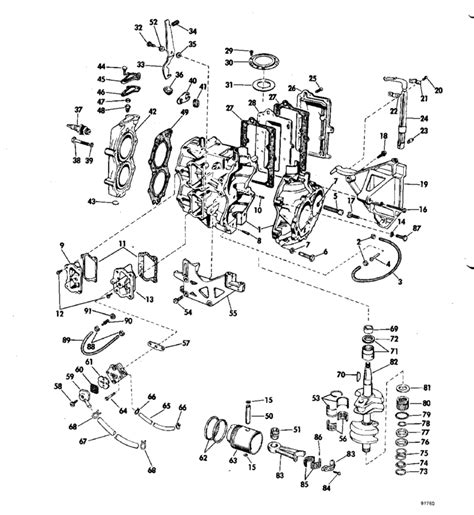 evinrude parts diagram 1978 25 hp johnson outboard motor impremedia net