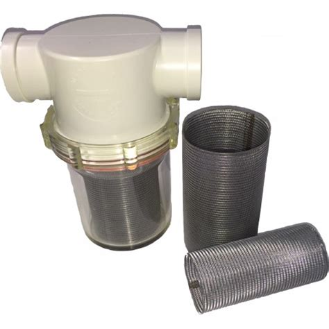 Corong Spectra Sparepart spectra sea strainer and spare parts