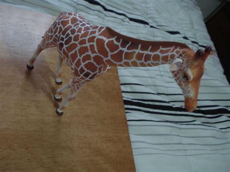 Giraffe Papercraft - giraffe papercraft by bslirabsl on deviantart