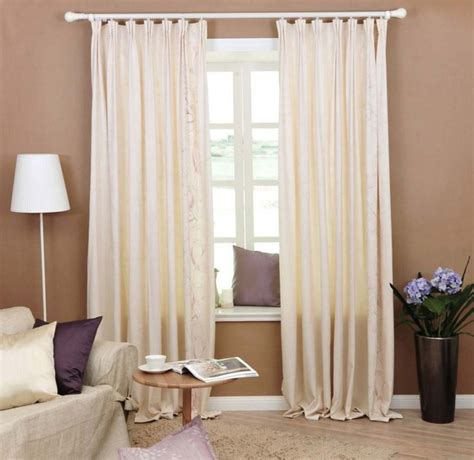 flowy curtains living room curtains spice up your living room design