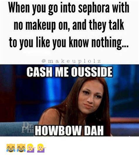 No Makeup Meme - all about makeup memes
