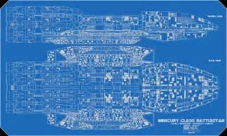 battlestar galactica floor plan blueprints for the battlestar galactica trs battlestar fanclub