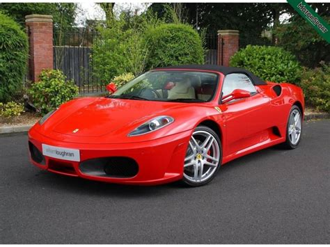 cars for sale 2008 f430 spider f1 for sale on