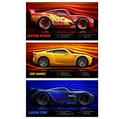 Woven By Words Meet The Cars From CARS 3