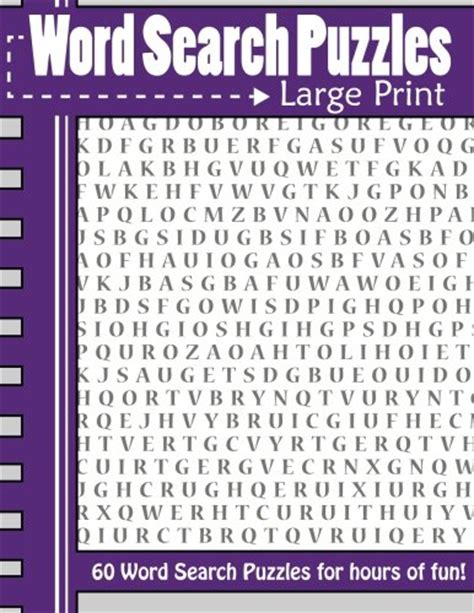 large print word finds puzzle book word search volume 241 books season 19 episode 233 tvguide