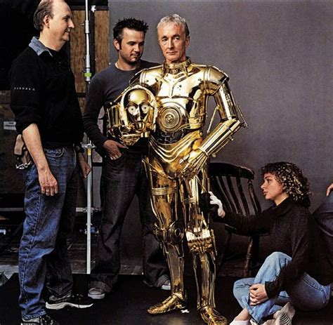 anthony daniels movies the famous actor anthony daniels who plays c3po in all 6