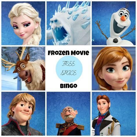film frozen gratis frozen bingo de los personajes para imprimir gratis
