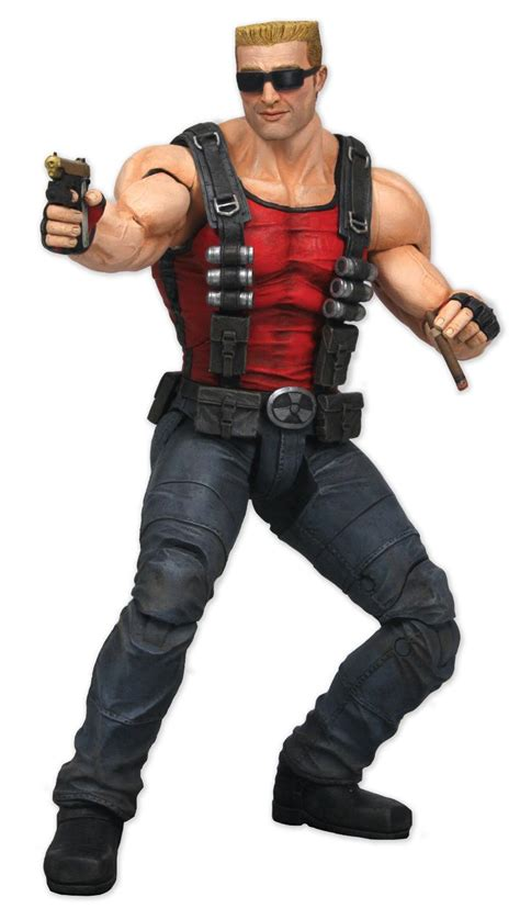 figure 7 inch duke nukem 7 inch figure at collector