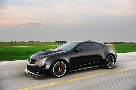 Turbo Cadillac by 2013 Hennessey Cadillac Vr1200 Turbo Coupe 1200hp