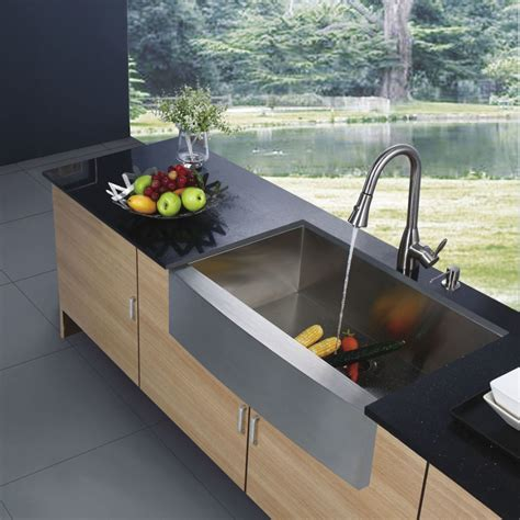Kitchen Is Extra Deep Kitchen Sink the Right Choice for