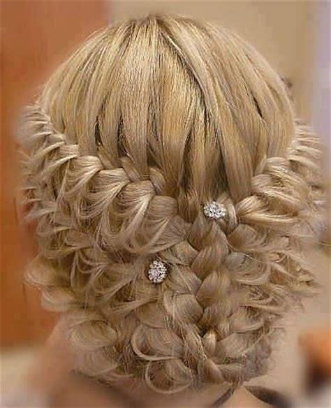 how to do awesome hairstyles la moda en tu cabello peinados con trenzas para novias 2016