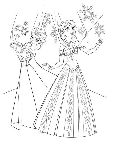 66+ Kumpulan Gambar frozen Elsa dan anna cantik lengkap
