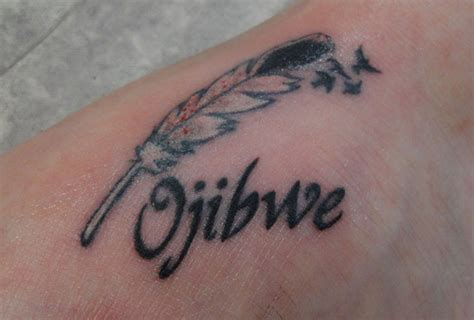 ojibwe indian memorial tattoo for grandma tattoo