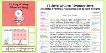 letter writing template y2 y2 story writing adventure model exle text exle texts