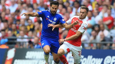arsenal latest match community shield report arsenal 1 chelsea 0 news