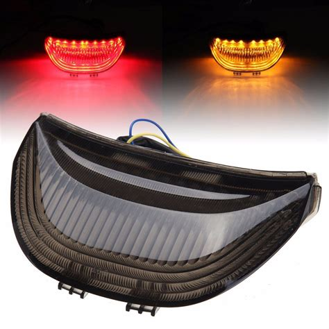 Lu Led Motor Rr motor light integrated l led turn signals light