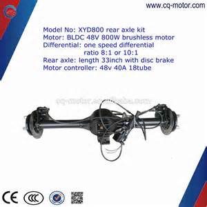 Electric Car Motor Type Tipo De Motor Dc 48 V Dc Controlador De Velocidade Do