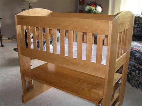 23 Excellent Baby Crib Plans Woodworking Egorlin Com Baby Crib Plans Woodworking