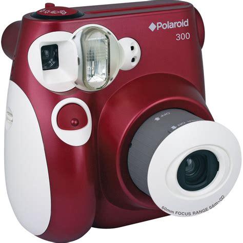 polaroid pic 300 polaroid 300 instant polpic300r b h photo