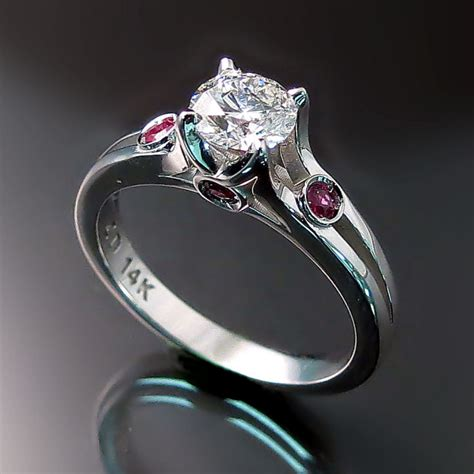 Custom Made Wedding Rings by Engagement Rings And Wedding Bands Zoran Designs Jewellery