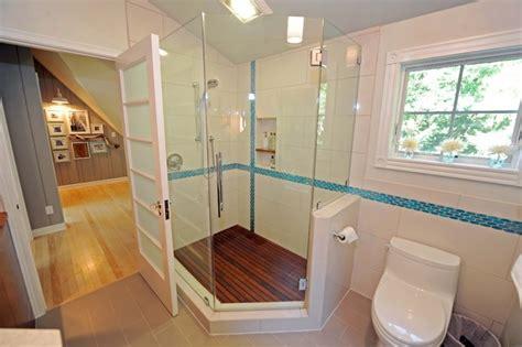 Modern Cottage Bathroom Transitional Bathroom Milwaukee Modern Cottage Bathroom