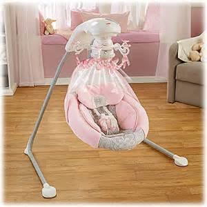 baby r us baby swing fisher price rose chandelier cradle n swing fisher