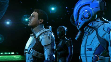 Sony Ps4 Mass Effect Andromeda vid 233 o de gameplay 4k de mass effect andromeda sur la ps4 pro