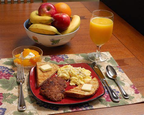 Handmade Breakfast - prepare breakfast items to keep yourself healthy