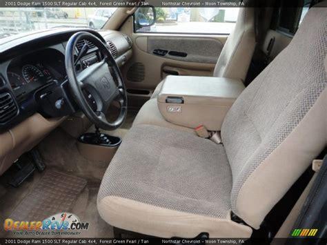 interior 2001 dodge ram 1500 slt regular cab 4x4