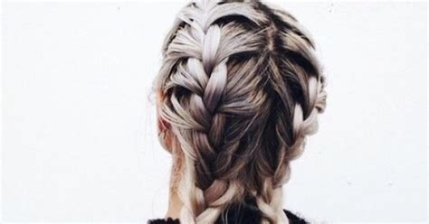 french braid pig tails hairs pinterest pig tails french braid  hair style